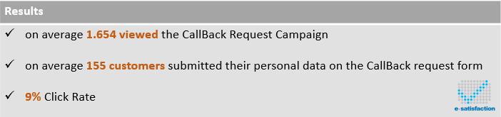 callback data