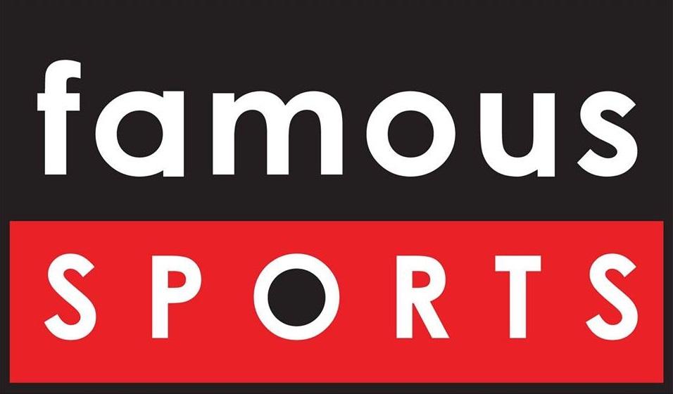 famousports Cyprus logo