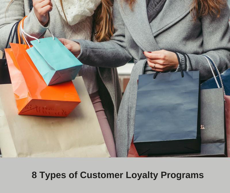 8 Types of Customer Loyalty Programs!