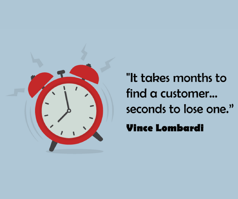 6 things your business should do when you lose a customer